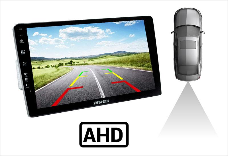 Kết nối camera hành trình – lùi - 360 và hiển thị trên màn hình lớn